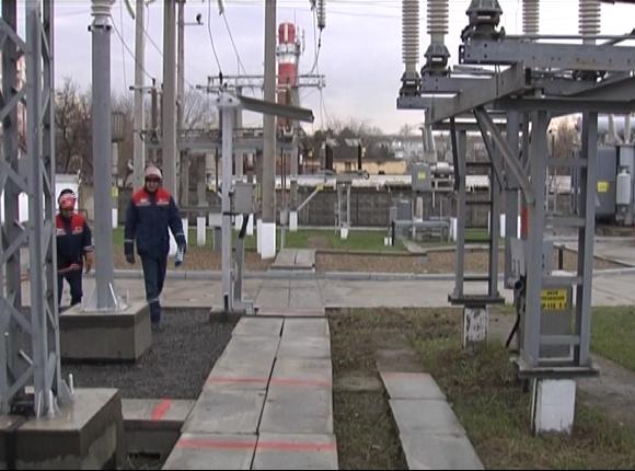 На Таманском полуострове открыли новую энергоподстанцию