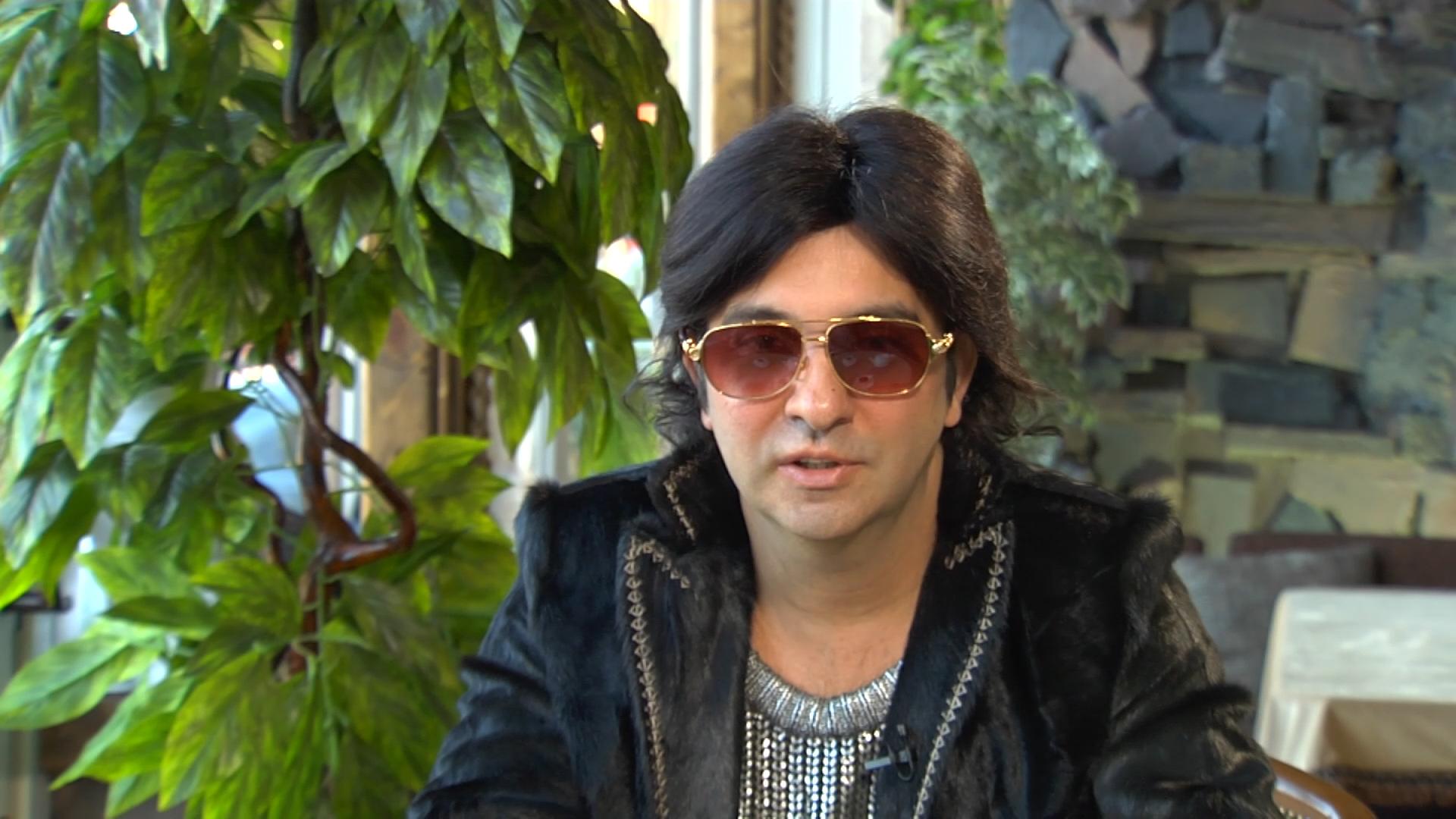 Певец Александр Марцинкевич: у меня был застой, я не мог писать ничего