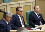«Факты 24»: Вениамин Кондратьев принял участие в заседании Совета Федераций, из-за тумана в краснодарском аэропорту задержали восемь авиарейсов