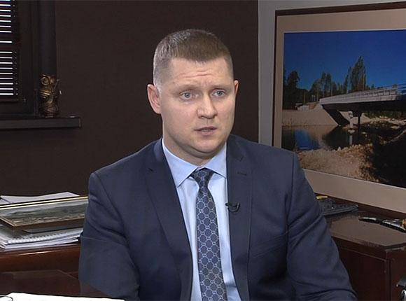 Интервью с заместителем министра транспорта и дорожного хозяйства Краснодарского края Андреем Белугиным