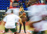 Победа над «Цедевитой». ПБК «Локомотив-Кубань» провел 100-й матч в Еврокубке