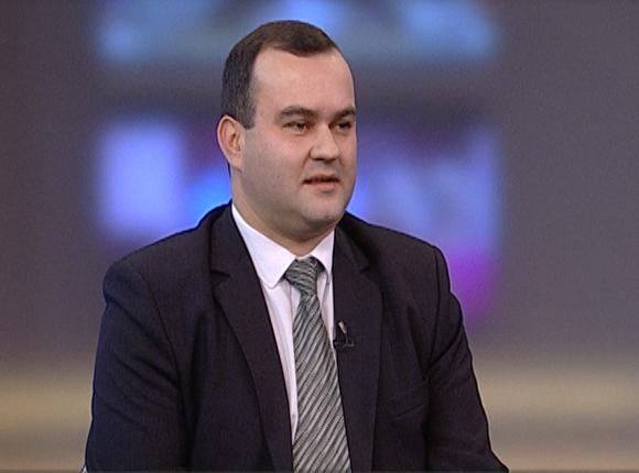 Замруководителя департамента по делам казачества и военным вопросам Виталий Лысов: казаки помогли предотвратить в регионе тысячи правонарушений