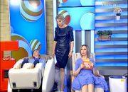 Менеджер компании «ЮЭС Медика КРД» Анна Ендальцева: массажное кресло — лучший подарок на Новый год