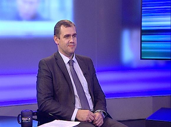 Интервью с заместителем министра физической культуры и спорта Краснодарского края Сергеем Мясищевым