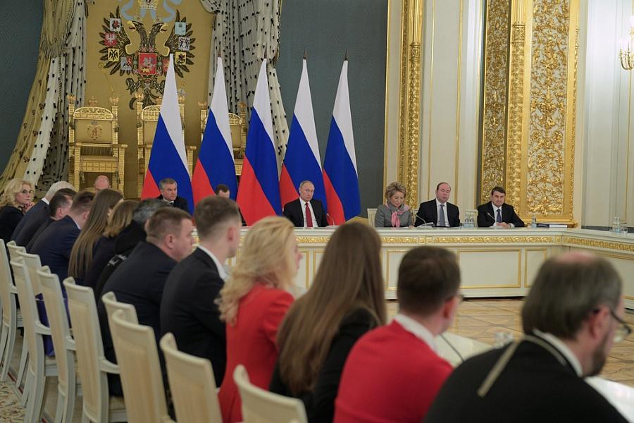 «Факты 24»: Путин подвел итоги Года волонтера, итоги работы за год подвели в ГУ МЧС России по Краснодарскому краю