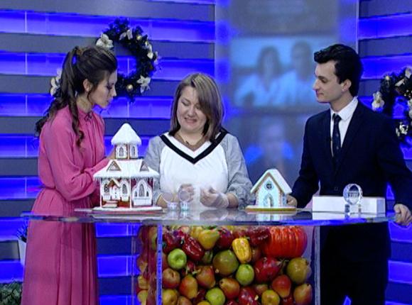 Кондитер Елена Куликова: благодаря меду и специям пряничный домик может храниться до полугода