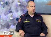 Начальник краевого управления вневедомственной охраны Росгвардии Константин Симонов: в регионе под надзором наших бойцов находится более 300 тыс. объектов