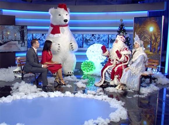 Дед Мороз: времена меняются, но дети всегда остаются детьми