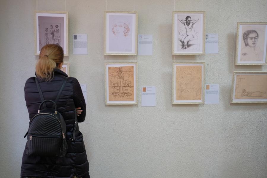 Выставка репродукций картин Фриды Кало в Краснодаре
