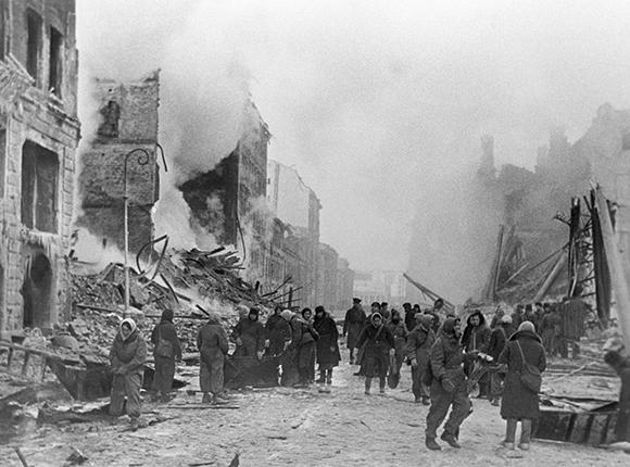 Блокадный Ленинград: девять фактов, которые трудно осознать