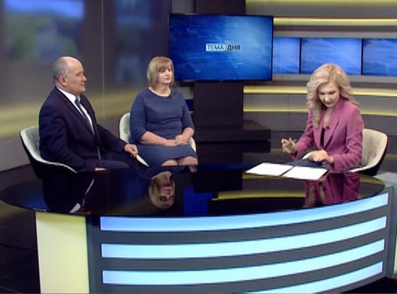 Замминистра образования, науки и молодежной политики Краснодарского края Андрей Цветков: мест в школах хватит всем