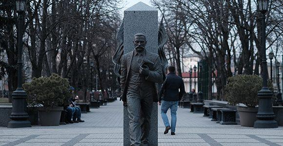 Знай наших: Федор Щербина — нигилист, не принявший революцию