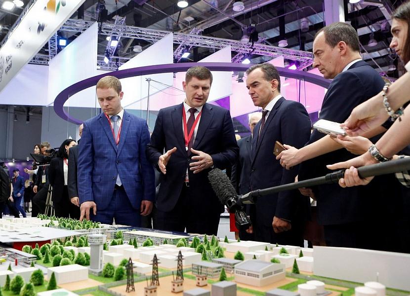 «Факты 24»: в Сочи стартовал Российский инвестиционный форум, на площадке РИФ губернатор Кубани провел ряд рабочих встреч