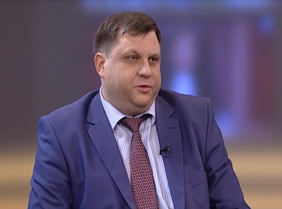 Заведующий сектором стратегического планирования администрации Кореновского района Александр Тимофеев: мы стремимся, чтобы развивалась не только аграрная отрасль, но и промышленность