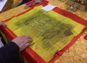В храм Каневского района вернули антиминс с частицей мощей князя Владимира
