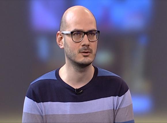 Заведующий отделом центра профилактики и борьбы со СПИДом Юрик Шахвердян: диагноз «ВИЧ-инфекция» общество пока считает постыдным