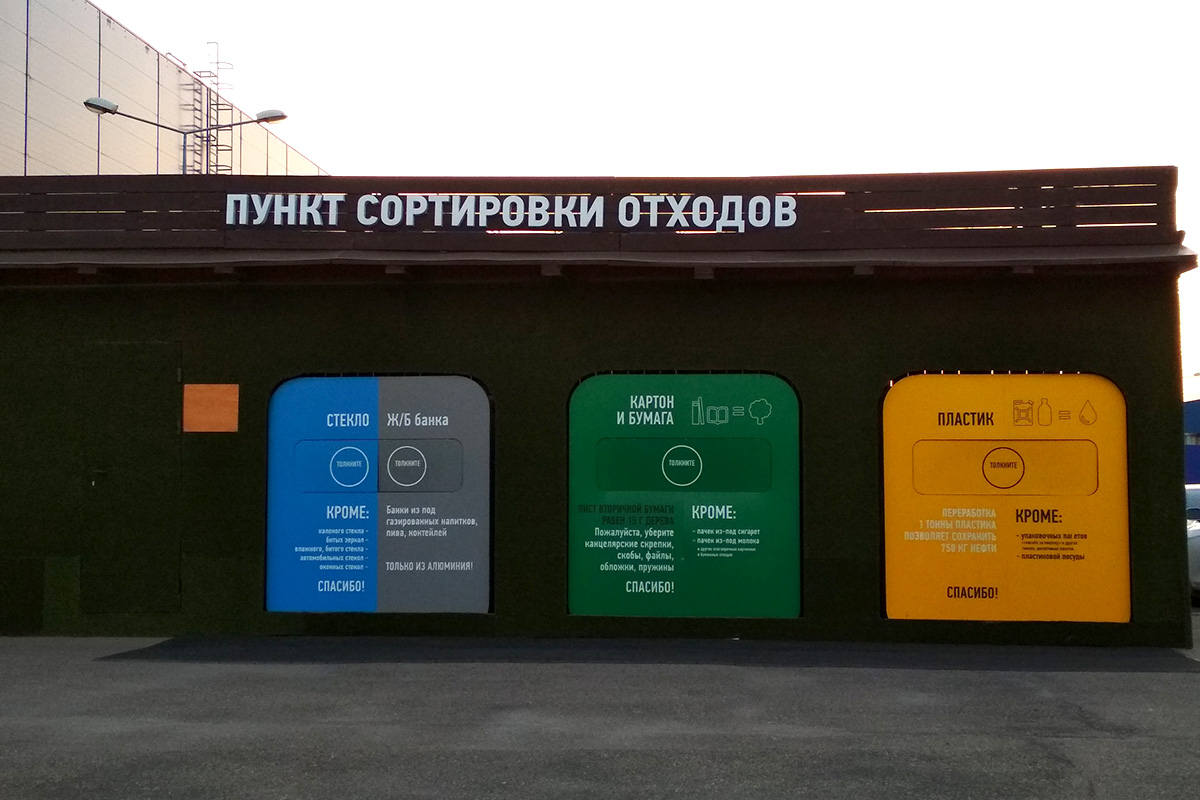 Переработка мусора в краснодаре
