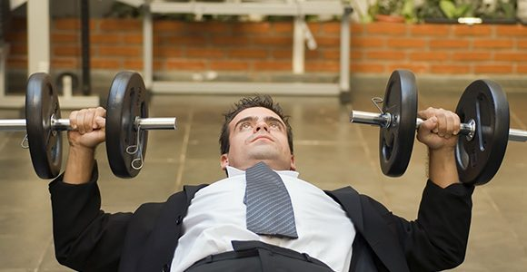 Офисный фитнес: как размяться на работе