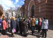 В Краснодаре прошла экскурсия, посвященная Свято-Екатерининскому собору