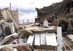 В Тимашевске жильцы пострадавшего от хлопка газа дома вернулись в уцелевшие квартиры