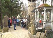 По маршруту «Золотое кольцо Боспорского царства» проехала первая группа туристов