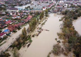 На Кубани оказывают правовую поддержку потерявшим жилье во время подтоплений