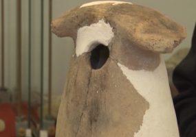 В Темрюкском районе археологи нашли артефакт возрастом 5 тыс. лет