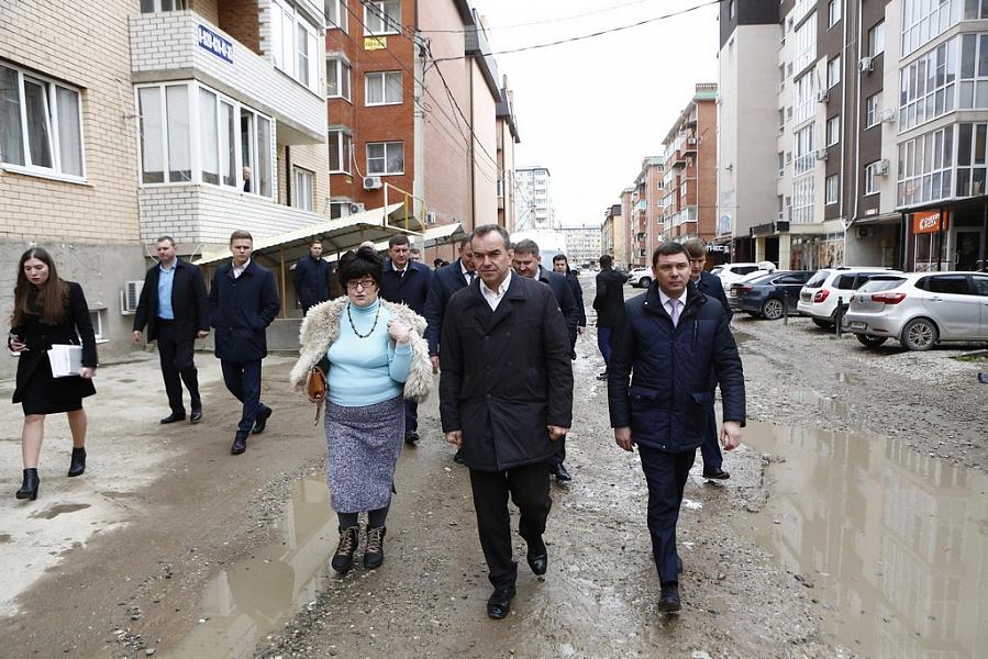 «Факты 24»: Кондратьев посетил Музыкальный микрорайон Краснодара, железнодорожной станции Сочи исполнилось 100 лет