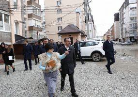 Власти Краснодара пообещали за два года повысить качество жизни в Музыкальном микрорайоне