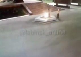 На Кубани потушивших Вечный огонь подростков поставят на учет, их родители выплатят штраф