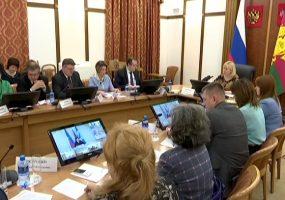 На Кубани подвели итоги проверки условий труда