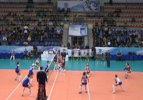 Волейболистки «Динамо» сыграют дома с красноярским «Енисеем»