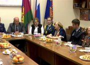 В Краснодаре прошла встреча бывших малолетних узников концлагерей с молодежью