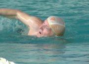 В Ейске 76-летний пенсионер переплывет бассейн 280 раз