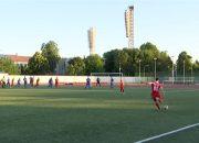 Какие команды представлены в футбольном турнире на Кубок губернатора края