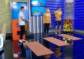 Тренер по художественной гимнастике Сергей Канашьян: боль в мышцах всегда перерастает в радость