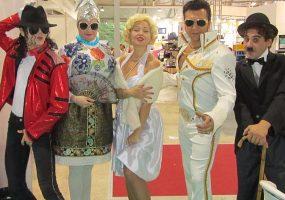 В Сочи на карнавале пройдет шоу двойников