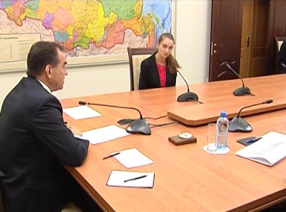 Решение проблемы газификации в Отрадненском районе нашли на личном приеме губернатора