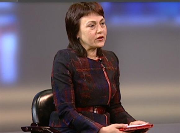 Замуправляющего отделением ПФР по краю Анна Коханчук: подтвердить статус предпенсионера можно через интернет