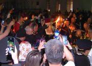 На Кубань из Иерусалима доставили Благодатный огонь