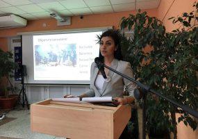 Сотрудники «НТК» стали чтецами «Тотального диктанта» в Краснодаре