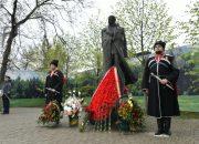 В Краснодаре 13 апреля прошли Корниловские поминовения