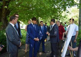 В Краснодаре прошел прием граждан мобильной приемной президента