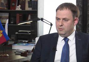 Интервью с руководителем департамента промышленной политики Краснодарского края