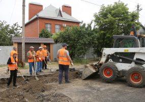 В Краснодаре впервые полностью отремонтируют улицу Головатого