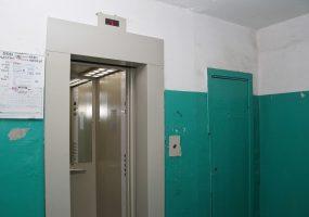 В Краснодаре установят новые лифты в 116 домах