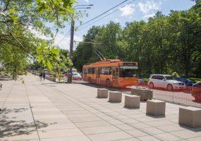 Мэрия Краснодара опубликовала схему движения электробусов