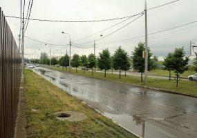 Мэрия: Музыкальный микрорайон Краснодара не затопило