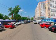 В Краснодаре на улице Атарбекова появится платная парковка закрытого типа