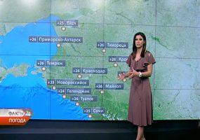 В Краснодаре 21 мая синоптики прогнозируют осадки